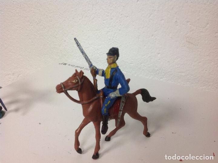 Figuras de Goma y PVC: FIGURA YANKEE COMANSI - yanqui primera epoca comansi - Foto 3 - 109413339