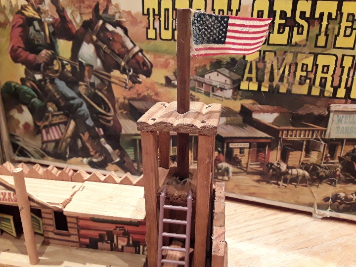 Figuras de Goma y PVC: Comansi mini oeste americano , todo el oeste americano. - Foto 8 - 109425391