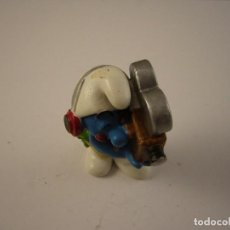 Figuras de Goma y PVC: PITUFOS SCHLEICH FIGURA PVC D-73527. Lote 109539547
