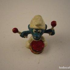 Figuras de Goma y PVC: PITUFOS PEYO MADE IN SPAIN. Lote 109539655