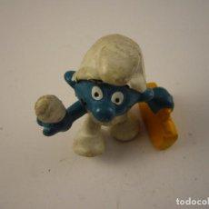 Figuras de Goma y PVC: PITUFOS FIGURA PVC SIN MARCA. Lote 109539771