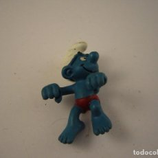 Figuras de Goma y PVC: PITUFO PEYO 1980 MADE IN SPAIN. Lote 109540011