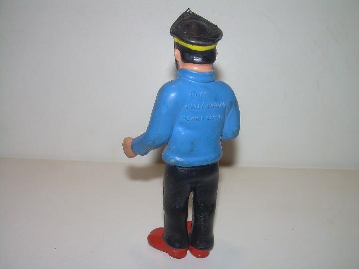 Figuras de Goma y PVC: ANTIGUA FIGURA....TIN TIN. - Foto 2 - 109872055