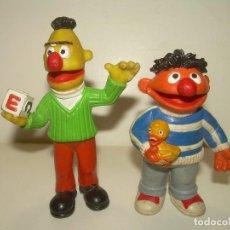 Figuras de Goma y PVC: ANTIGUAS FIGURAS....EPI Y BLAS.. Lote 109872671
