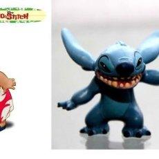 Figuras de Goma y PVC: FIGURAS PVC BULLYLAND - LILO & STICH. Lote 277655683