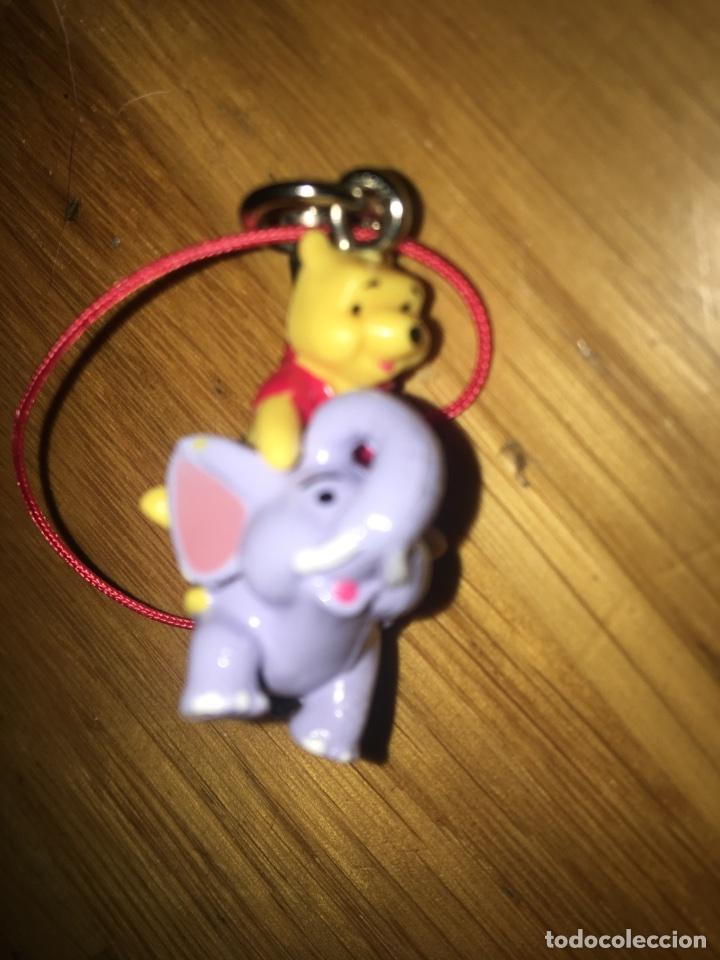 Figuras de Goma y PVC: Lote 2 figuritas winnie the pooh Disney - Foto 3 - 110152700