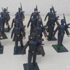 Figuras de Goma y PVC: ANTIGUAS FIGURITAS DESFILE REAMSA AIRE. Lote 110173883