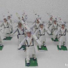 Figuras de Goma y PVC: ANTIGUAS FIGURITAS DESFILE REAMSA MONTAÑA. Lote 110174391