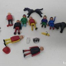 Figuras de Goma y PVC: ANTIGUAS FIGURAS DE CEFATOYS COMO AIRGAM BOYS. Lote 110196643
