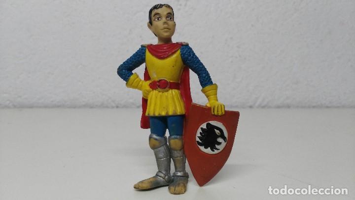 ANTIGUA FIGURA COMICS SPAIN DRAGONES Y MAZMORRAS (Juguetes - Figuras de Goma y Pvc - Comics Spain)