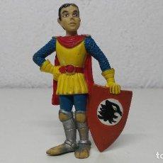 Figuras de Goma y PVC: ANTIGUA FIGURA COMICS SPAIN DRAGONES Y MAZMORRAS. Lote 114089804