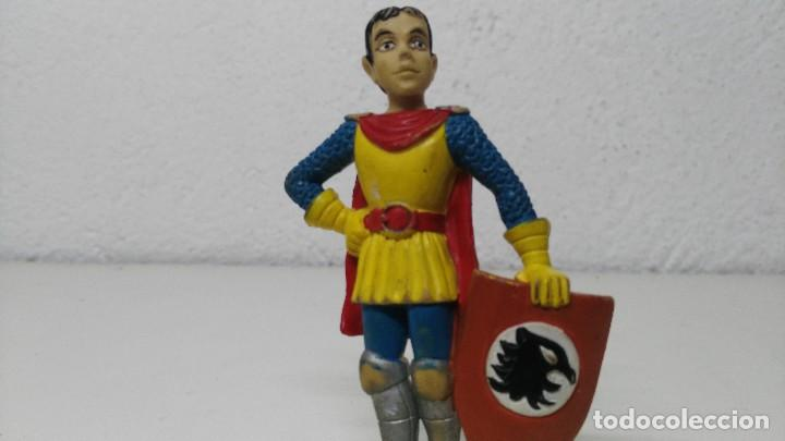 Figuras de Goma y PVC: ANTIGUA FIGURA COMICS SPAIN DRAGONES Y MAZMORRAS - Foto 2 - 114089804