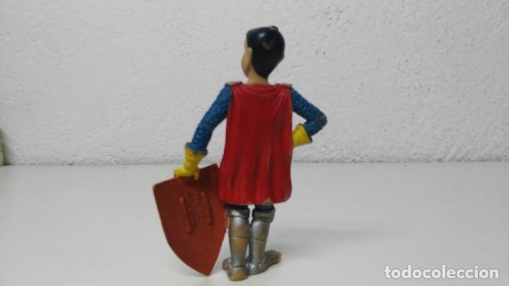 Figuras de Goma y PVC: ANTIGUA FIGURA COMICS SPAIN DRAGONES Y MAZMORRAS - Foto 3 - 114089804