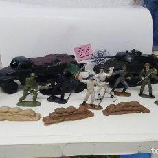 Figuras de Goma y PVC: LOTE SOLDADOS COMANSI SOLDADOS DEL MUNDO ( SOLO SOLDADOS ). Lote 110370407