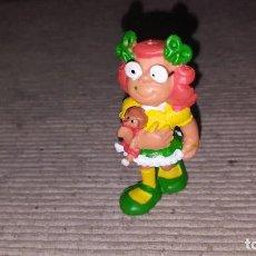 Figuras de Goma y PVC: FIGURA TV AÑOS 80. Lote 110398055