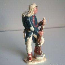 Figuras de Goma y PVC: PECH HNOS, SOLDADO DE GOMA DE LA LEGIÓN EXTRANJERA FRANCESA, LEGIONARIO ORIGINAL AÑOS '50. Lote 110401216
