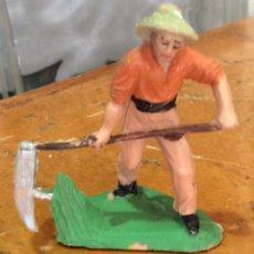 Figuras de Goma y PVC: SEGADOR-HERMANOS PECH. Lote 110445099