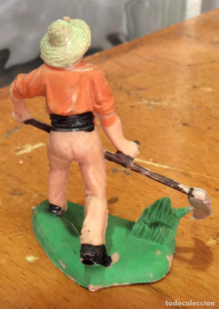 Figuras de Goma y PVC: SEGADOR-HERMANOS PECH - Foto 2 - 110445099
