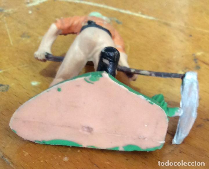 Figuras de Goma y PVC: SEGADOR-HERMANOS PECH - Foto 3 - 110445099