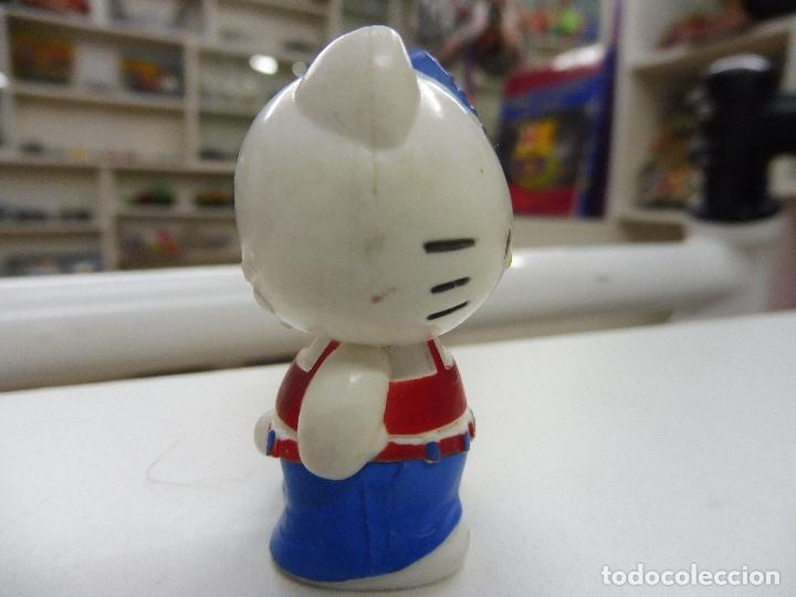 Figuras de Goma y PVC: Hello Kitty Bully Bullyland Figura Goma PVC 1976, 2008 Sanrio Co. Made in China - Foto 4 - 110478591