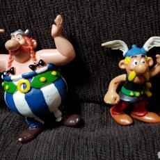 Figuras de Goma y PVC: FIGURAS PVC ASTÉRIX Y OBÉLIX DE CÓMIC SPAIN EN EXCELENTE ESTADO. Lote 110561471