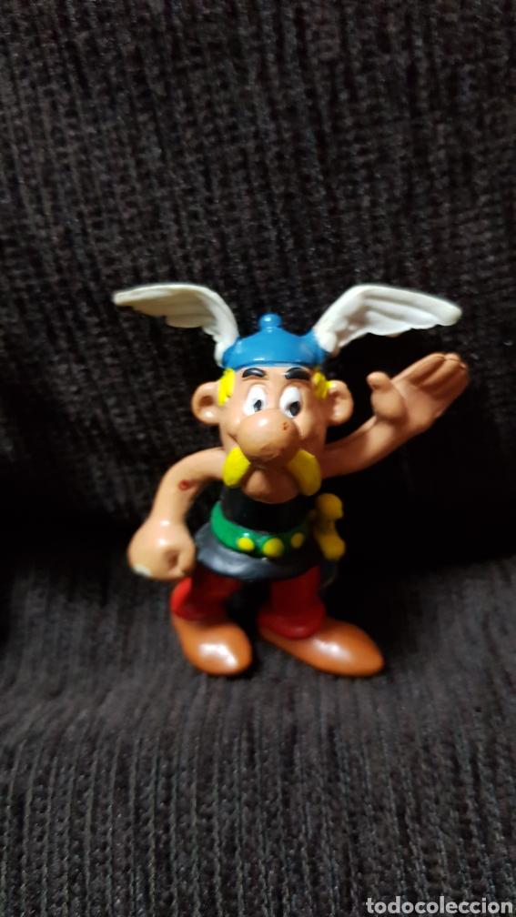 Figuras de Goma y PVC: Figuras PVC Astérix y Obélix de cómic Spain en excelente estado - Foto 3 - 110561471