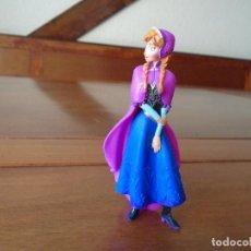 Figuras de Goma y PVC: FIGURA DISNEY EN PVC: FROZEN ANNA (BULLY. Lote 110596323