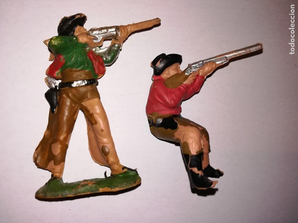 Figuras de Goma y PVC: FIGURAS DE PLÁSTICO REAMSA INDIOS COWBOYS - Foto 12 - 110628783