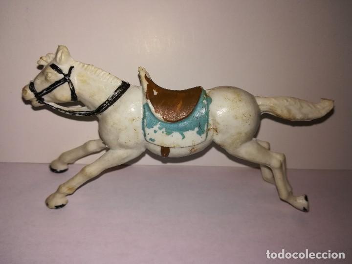 Figuras de Goma y PVC: FIGURAS DE PLÁSTICO REAMSA INDIOS COWBOYS - Foto 13 - 110628783