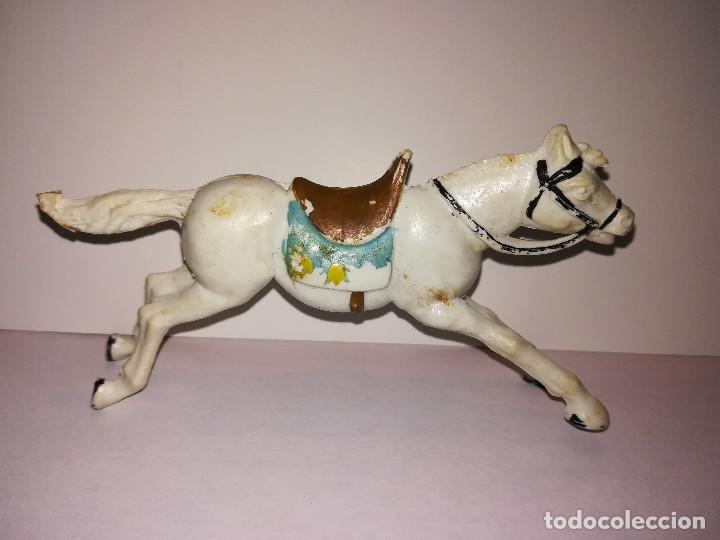 Figuras de Goma y PVC: FIGURAS DE PLÁSTICO REAMSA INDIOS COWBOYS - Foto 14 - 110628783