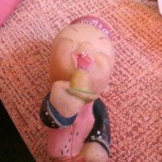 Figuras de Goma y PVC: CHINO FLAN MANDARIN. Lote 110965383