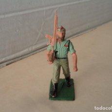 Figurines en Caoutchouc et PVC: FIGURA DE PLÁSTICO LEGIONARIO DESFILANDO REAMSA. Lote 111018223