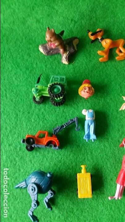 Figuras Kinder: LOTE FIGURAS HUEVOS KINDER Y VARIOS - Foto 2 - 111192671