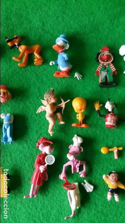 Figuras Kinder: LOTE FIGURAS HUEVOS KINDER Y VARIOS - Foto 3 - 111192671
