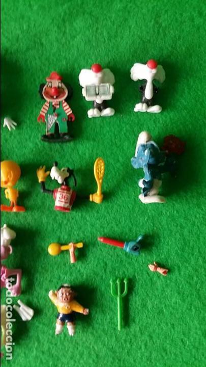 Figuras Kinder: LOTE FIGURAS HUEVOS KINDER Y VARIOS - Foto 4 - 111192671