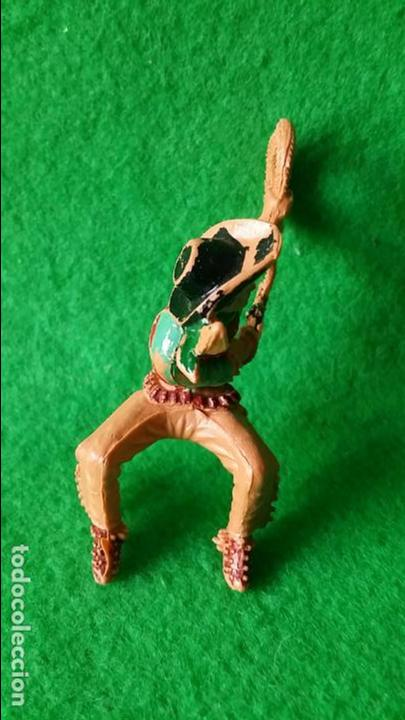 Figuras de Goma y PVC: VAQUEROS PISTOLEROS A CABALLO DE LAFREDO - Foto 6 - 111193327