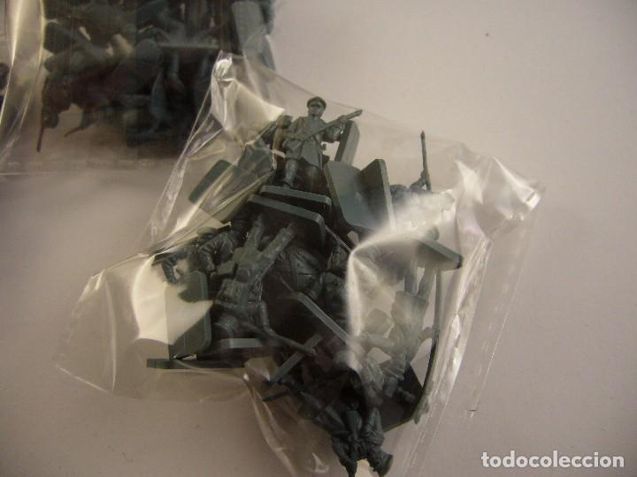 Figuras de Goma y PVC: SOLDADOS AIRFIX O ESCI 20 UNIDADES/BOLSA - Foto 3 - 111216603