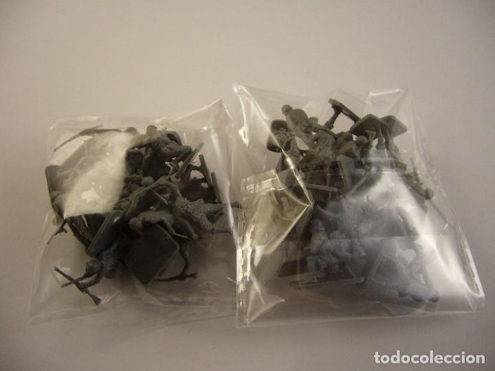 Figuras de Goma y PVC: SOLDADOS AIRFIX O ESCI 20 UNIDADES/BOLSA - Foto 3 - 111216715