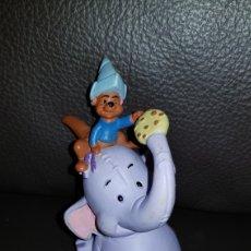 Figuras de Goma y PVC: FIGURAS DISNEY ELEFANTE DE LA MARCA. Lote 111297723