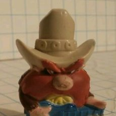 Figuras de Goma y PVC: FIGURA WARNER BROS. SAM BIGOTES. Lote 57489014