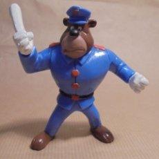 Figuras de Goma y PVC: FIGURA PVC POLICÍA PIF Y HÉRCULES - YOLANDA - 1991 - 10 CM.. Lote 111381755