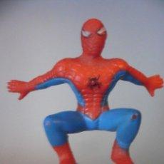 Figuras de Goma y PVC: SPIDERMAN RARA FIGURA BOOTLEG DE PVC. Lote 111517383