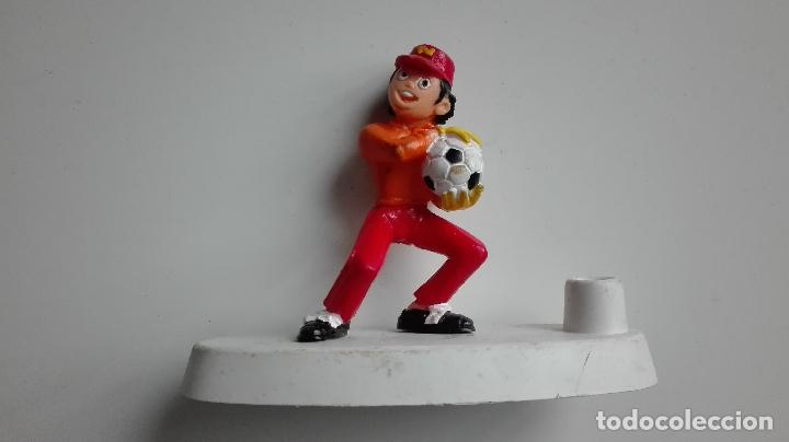 Figuras de Goma y PVC: lote oliver y benji. figura + figura portabolis. yolanda comansi - Foto 4 - 111533519