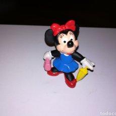 Figuras de Goma y PVC: WALT DISNEY FIGURA PVC BULLY MINNIE NOVIA DE MICKEY MOUSE. Lote 111549443