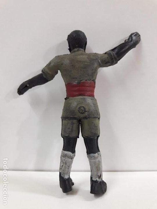 Figuras de Goma y PVC: ASKARI . REALIZADO POR ARCLA . AÑOS 50 . EN GOMA - INTERIOR ALAMBRE - Foto 2 - 111622103