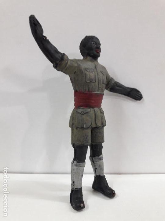 Figuras de Goma y PVC: ASKARI . REALIZADO POR ARCLA . AÑOS 50 . EN GOMA - INTERIOR ALAMBRE - Foto 3 - 111622103