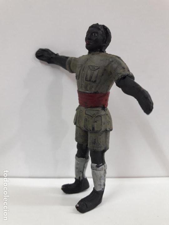 Figuras de Goma y PVC: ASKARI . REALIZADO POR ARCLA . AÑOS 50 . EN GOMA - INTERIOR ALAMBRE - Foto 4 - 111622103