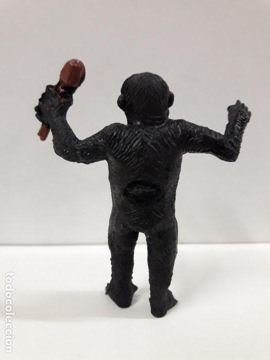 Figuras de Goma y PVC: GORILA CON RAMA . REALIZADO POR TEIXIDO . AÑOS 50 EN GOMA - Foto 2 - 111629079