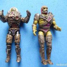 Figuras de Goma y PVC: DOS MUÑECOS. MUTANTES DIABLÓLICOS. HE - MAN. MATTEL.. Lote 111688815