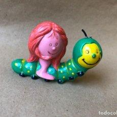 Figuras de Goma y PVC: MIM - MASCOTA DEL PROGRAMA DE TV LOS SABIOS - FIGURA DE PVC - BRB. Lote 111704695